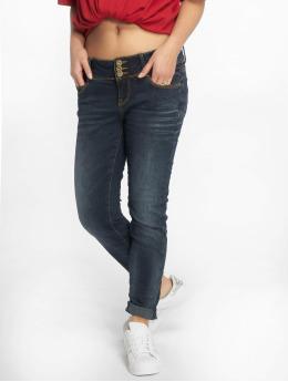 Sublevel Облегающие джинсы Denim синий
