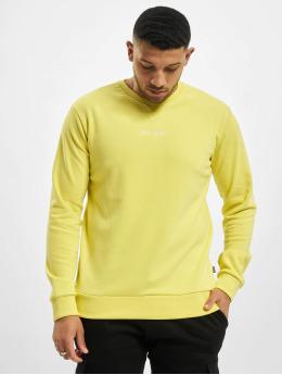 Sublevel Пуловер Easy Mind желтый