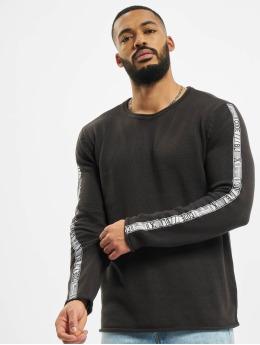 Sublevel Пуловер Code серый