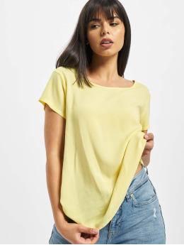 Sublevel Blouse Kimi  geel