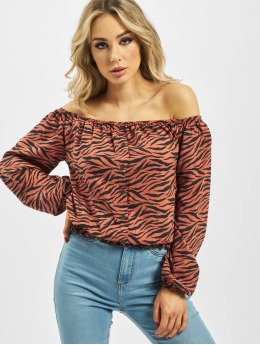 Sublevel Blouse Mia rood