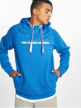 Sublevel Bluzy z kapturem Haka  niebieski