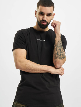 Sublevel Camiseta Coordinate  negro