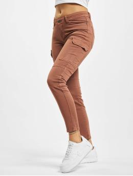 Sublevel Cargo pants Jess hnědý