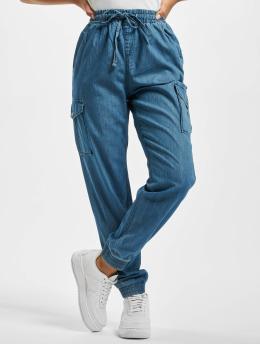 Sublevel Cargo pants Gina  modrý
