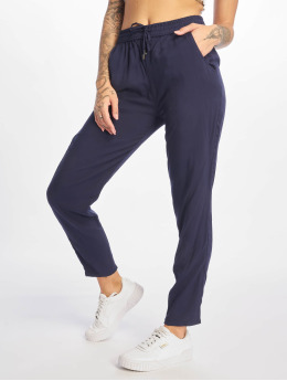 Sublevel Chino Viskose Pants blau