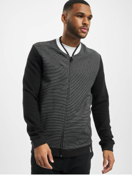 Sublevel College Jacket Avan  black