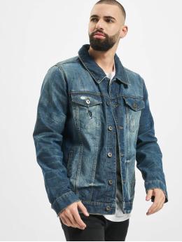 Sublevel Denim Jacket Luis  blue