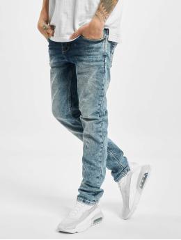 Sublevel dżinsy przylegające Slim Fit Jeans niebieski