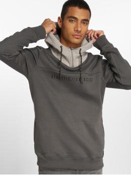 Sublevel Felpa con cappuccio Athletic grigio