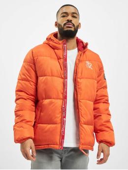 Sublevel Gewatteerde jassen 2-Tone oranje