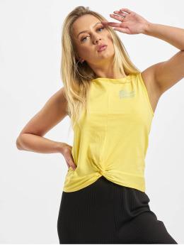 Sublevel Hihattomat paidat Beauty keltainen