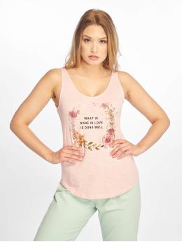 Sublevel Hihattomat paidat Done vaaleanpunainen