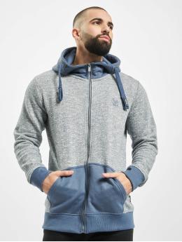Sublevel Hoodies con zip Zeno  blu