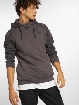Sublevel Hoody Iron grau