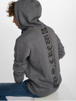 Sublevel Hoody US Crew grau