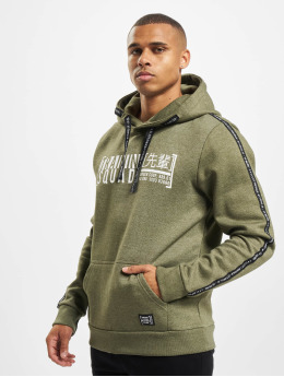Sublevel Hoody Training Squad olive