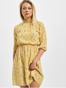 Sublevel jurk Tamina  geel