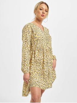 Sublevel Kleid Printed  gelb