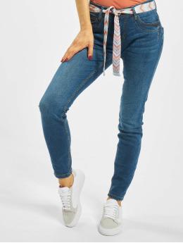 Sublevel Skinny Jeans Sina modrý