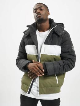 Sublevel Lightweight Jacket 3 Tone black