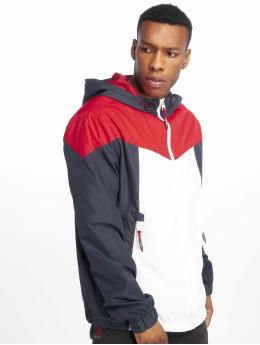 Sublevel Lightweight Jacket Haka Colourblock blue