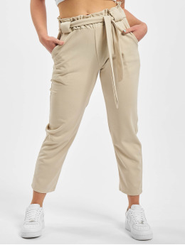 Sublevel Pantalon chino Nella  beige