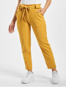 Sublevel Pantalon chino Nella  jaune