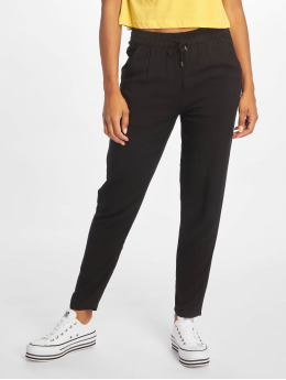Sublevel Pantalon chino Viskose noir