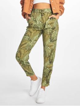 Sublevel Pantalon chino Viskose vert
