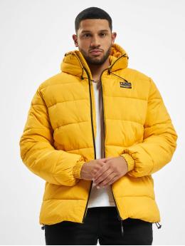 Sublevel Puffer Jacket Puffer gelb