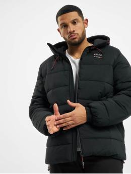 Sublevel Puffer Jacket Puffer schwarz