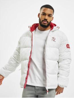 Sublevel Puffer Jacket 2-Tone weiß