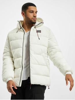 Sublevel Puffer Jacket Code white