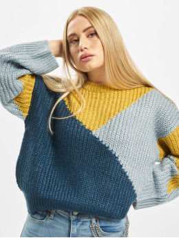 Sublevel Pullover Wool blau