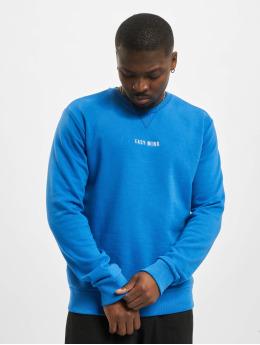 Sublevel Pullover Easy Mind blue