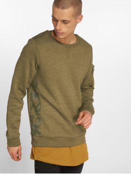 Sublevel Pullover Original grün