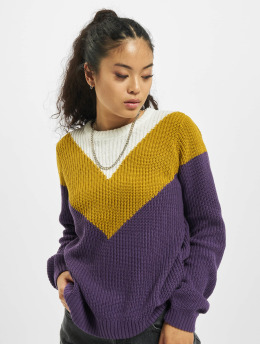 Sublevel Pullover Knit violet