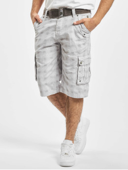 Sublevel Short Haka Cargo blanc
