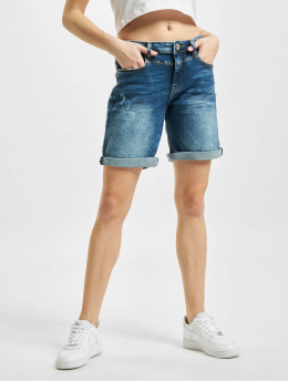 Sublevel Short Denim Bermuda blue