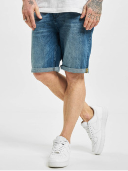 Sublevel Shorts Denim Bermuda blau