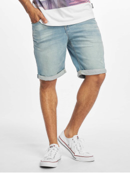 Sublevel shorts Denim Bermuda blauw