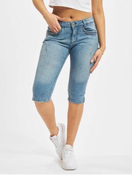 Sublevel shorts Denim Capri blauw
