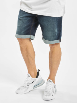 Sublevel shorts Denim blauw