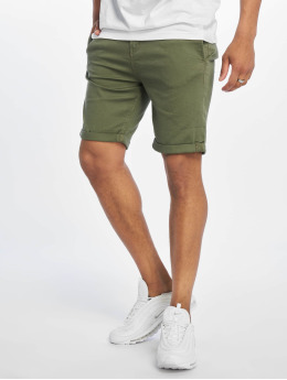 Sublevel shorts Chino Bermuda olijfgroen