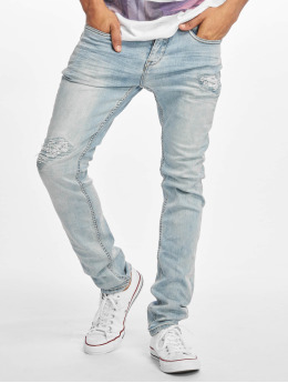 Sublevel Skinny jeans 5-Pocket blå