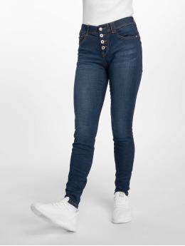 Denim Skinny Jeans Dark Blue Denim