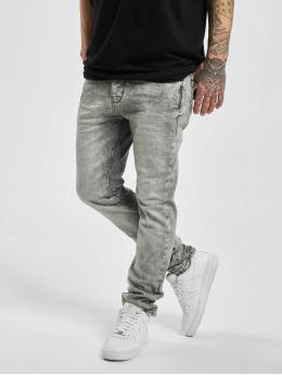 Sublevel Slim Fit Jeans Ken grau