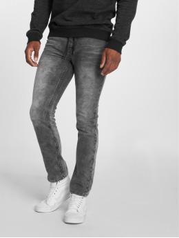 Sublevel Slim Fit Jeans Denim grijs
