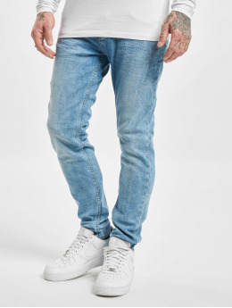 Sublevel Slim Fit Jeans Cotton modrý